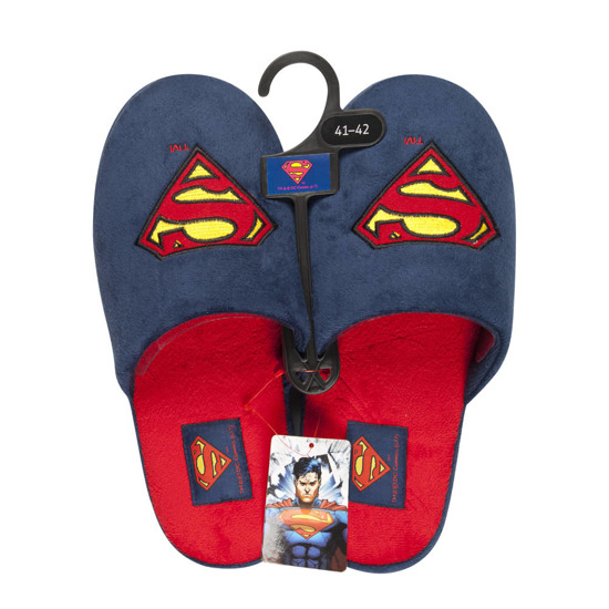 Kapcie SUPERMAN DC Comics